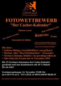 Cacher-Kalender