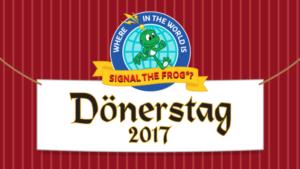 Dönerstag 2017
